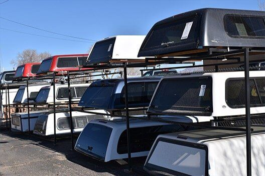Camper Shells and Tonneau Covers | Albuquerque, New Mexico | Topper Town