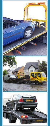Servicing - West Sussex - Allspeed Clutches & Brakes Ltd - recovery truck