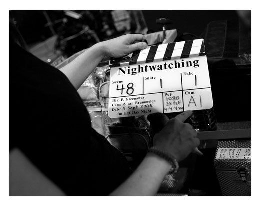 nightwatching film clap