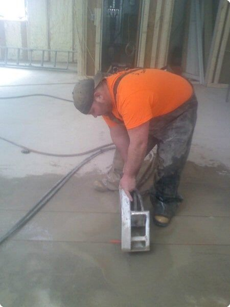 Our Work in Barre, VT | Vermont Concrete Cutting