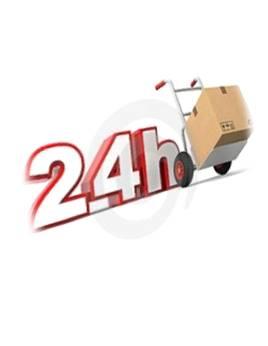 logo spedizioni h24