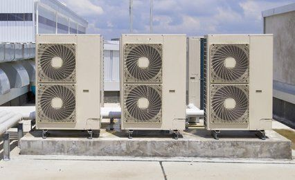 multiple air conditioners