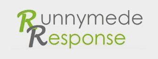 Runnymede Response logo