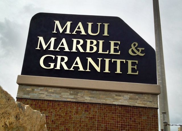 Maui Marble & Granite in Wailuku, HI
