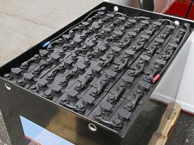 batterie per carrelli elettrici