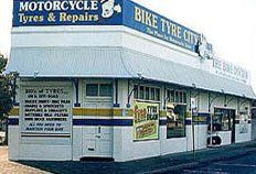 the bike doctor shop front
