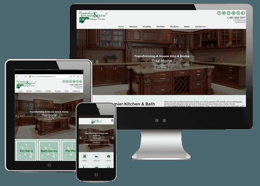 Creative Design in Rhode Island - Responsive Web Design, Photography, Video Production, Logo Design