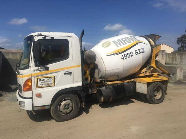 Concrete Mix | Rutherford | Maitland Ready Mixed Concrete