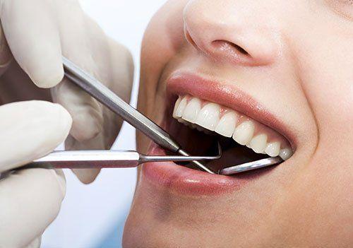Dental Care Checkup In Progress, Burlington NC