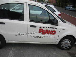 auto sostitutiva