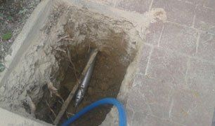 trenchless water pipe