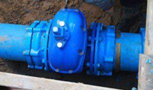 water main clamp