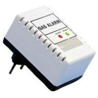 una spina con scritto gas alarm