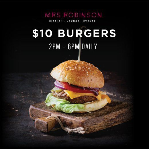 ten dollar burgers