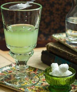 Voted Best New Orleans Ghost Tour Company — Absinthe in New Orleans, LA