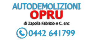 Autodemolizione Verona