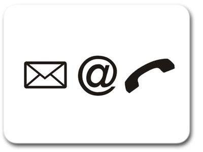Contattaci tramite mail o chiamaci direttamente!