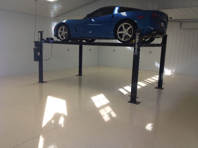Garage Epoxy Floors Indy Epoxy Flooring