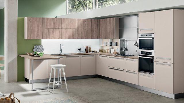 Veneta Cucine Modello Espace.Cucine Componibili E Su Misura Colorno Parma