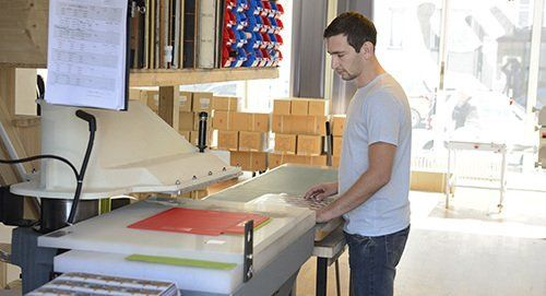 Expert providing label printing services in Auckland