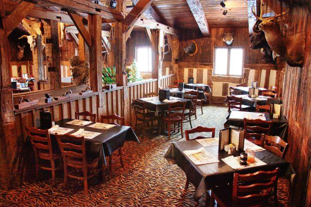 Copper Dock Restaurant Menu