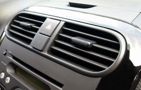 Car AC vent