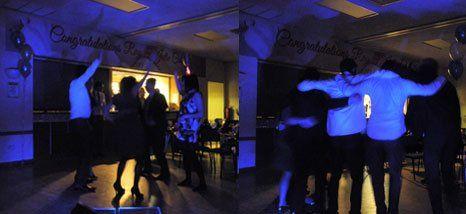 DJ Dave dance night