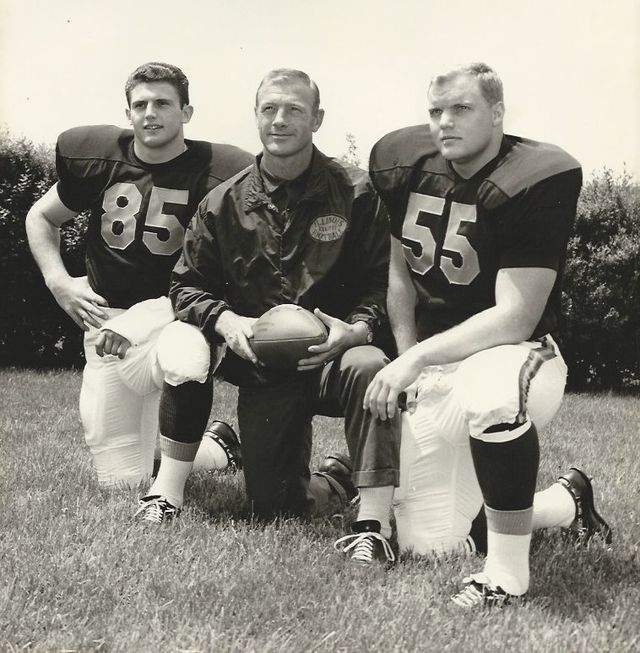 Andersons  gift honors Illini football captains 143c032d7