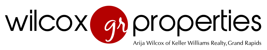 Grand Rapids Realtor Arija Wilcox Team Logo