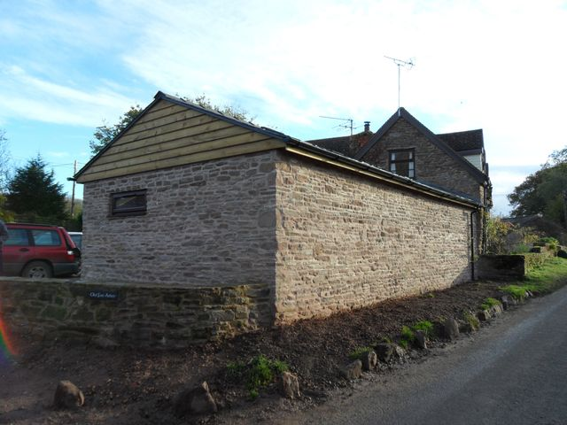 Stone disabled annex