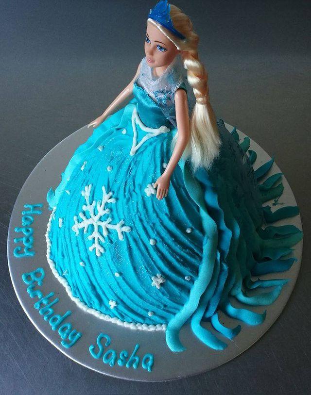 Elsa Birthday Cake Auckland Image Inspiration of Cake and Birthday