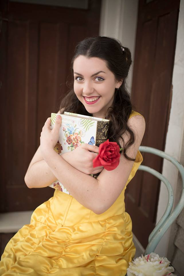 Belle - Beauty and the Beast Entertainer Auckland