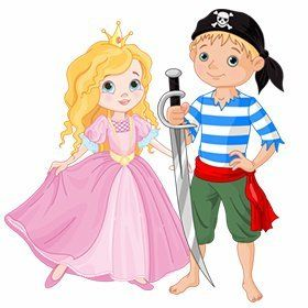 Princess and Pirate Party Auckland