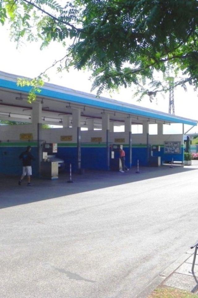 stazione rifornimento metano