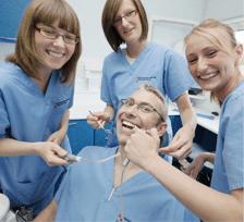 dental health check-up