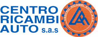 CENTRO RICAMBI AUTO sas - LOGO