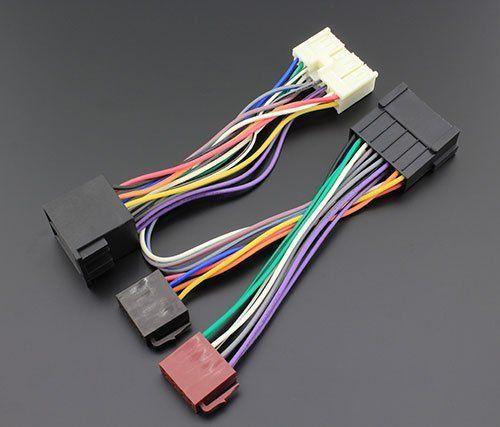 Componenti elettriche per l'auto