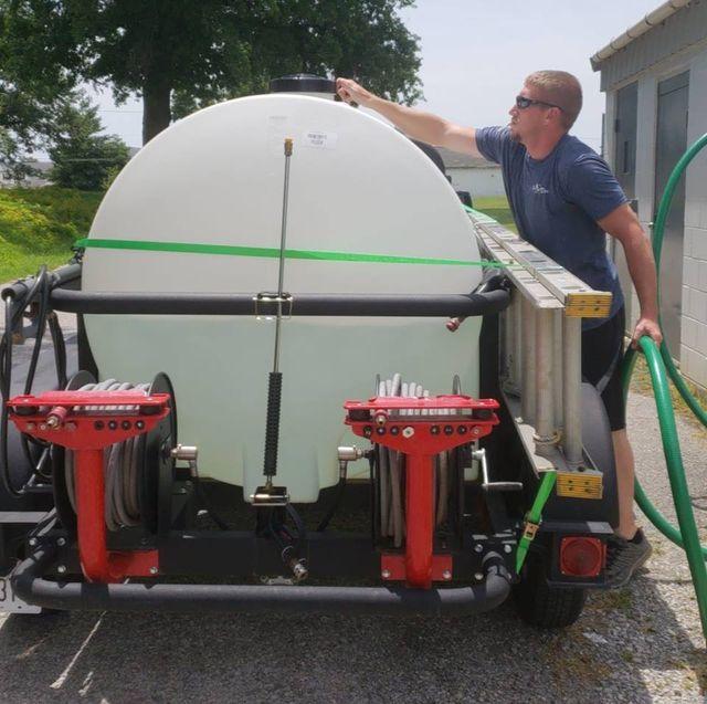 Pressure Wash Service | Bethalto, Illinois | Diversified