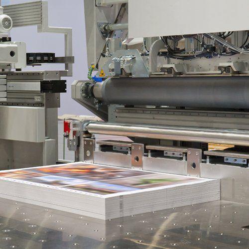 Stampa digitale a Villaurbana