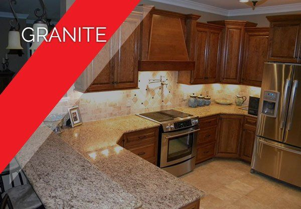 granite countertops New Bern, NC