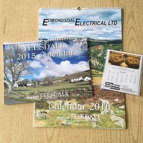 Calendar printing professionals