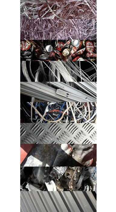 range of metal recycling in Auckland