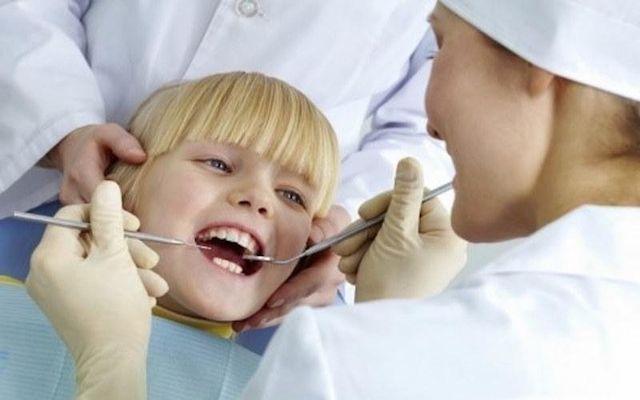 Estetica dentale bambini