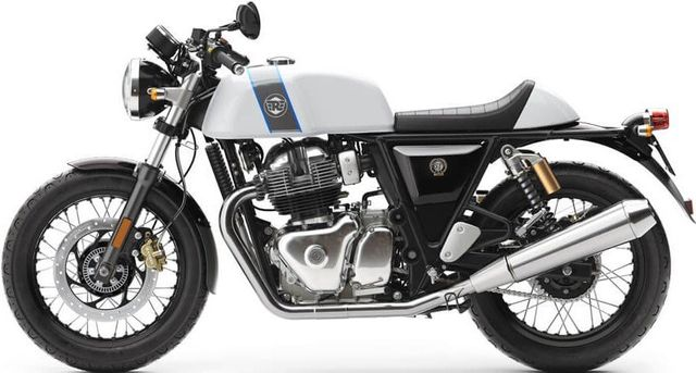 Royal Enfield Continental GT 650cc Motorcycle in Ireland