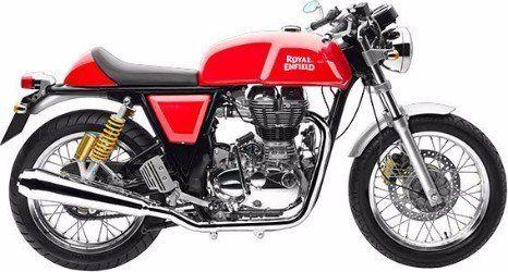 Royal Enfield Cafe Racer Motorcycle Rental in Ireland
