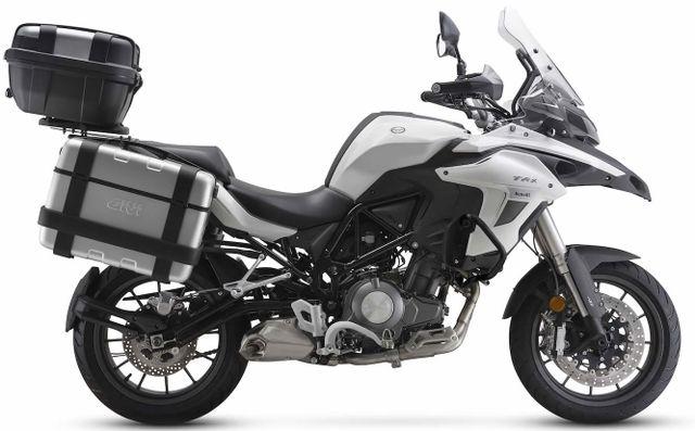 Benelli TRK502 Adventure Tourer Motorcycle Rental in Ireland