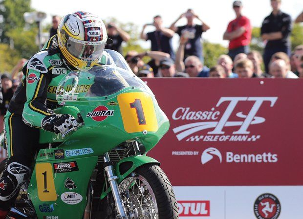 Isle of Man Classic TT and Manx GP