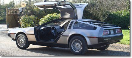 DeLorean DMC-12 Classic Car Experience