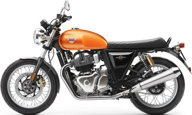 Royal Enfield Interceptor Motorcycle Rental in Ireland