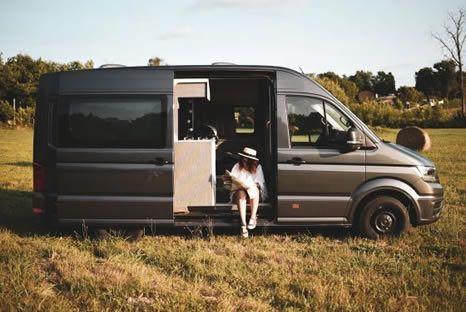 c9fac7b3b4 Motorhome Rental Ireland - Camper Van Hire Ireland - Low Rates